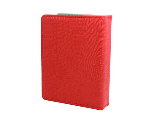 Retro Tower Photo Album for Fujifilm Instax Mini Films - Red