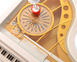Classic Mechanical Piano Music Box with Dancing Ballerina