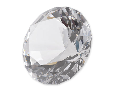 Crystal Paperweight 8cm Diamond Props for Nail Pictures