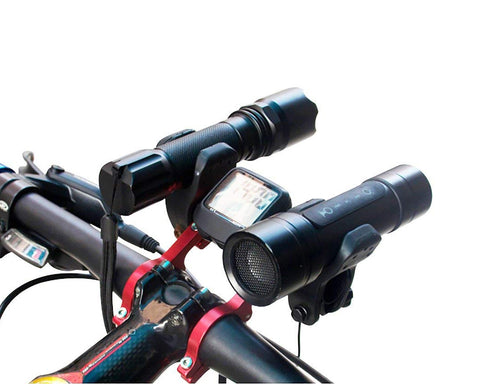 Bike Handlebar Extender for Light Mount