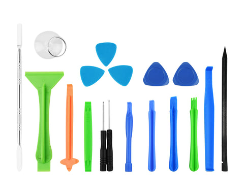 18 in 1 Electronics Opening Pry Tool Smartphone Repair Kit