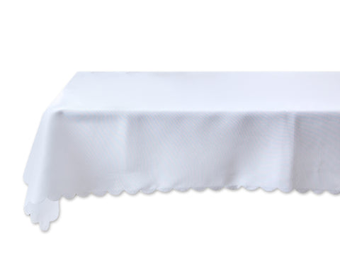 60 x 102 Inches Rectangle Polyester Tablecloth