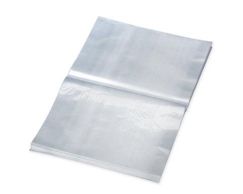 Shrink Wrap Bags 500 Pieces PVC Heat Shrink Bags Clear Heat Shrink Wrap