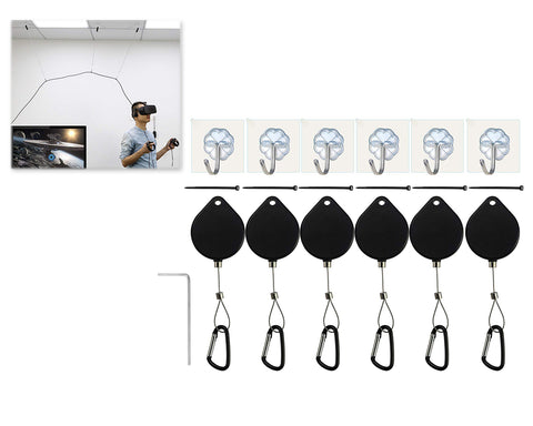 VR Cable Management Tools 6 Packs