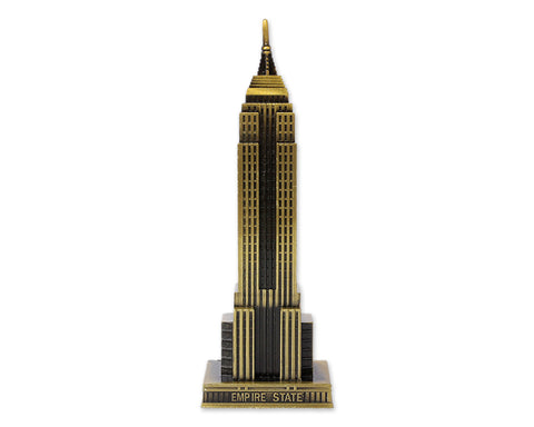 Empire State Building Statue 18cm New York City Souvenir