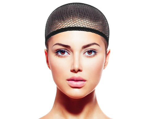 Mesh Wig Caps 6 Pieces Elastic Hair Net
