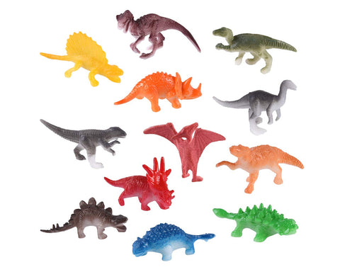 Easter Eggs with Dinosaurs Set of 12