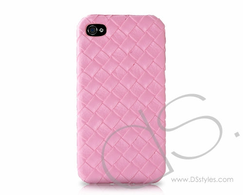 Amano Series iPhone 4 and 4S Leather Case - Pink