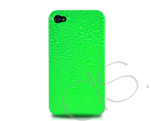 Aqua Series iPhone 4 and 4S Case - Green