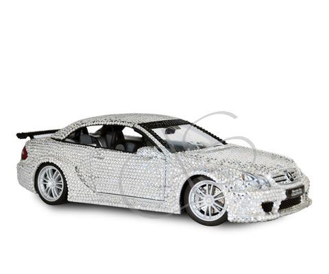Mercedes-Benz CLK DTM AMG Crystallized Car Model
