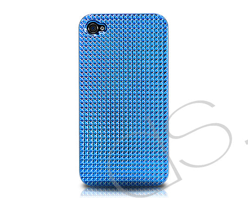Diamanti Series iPhone 4 and 4S Case - Electro Blue