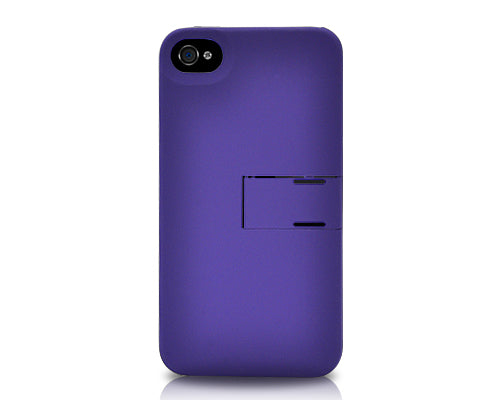Holder Series iPhone 4 and 4S Case - Purple