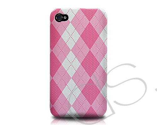 Maglia Series iPhone 4 and 4S Case - Pink