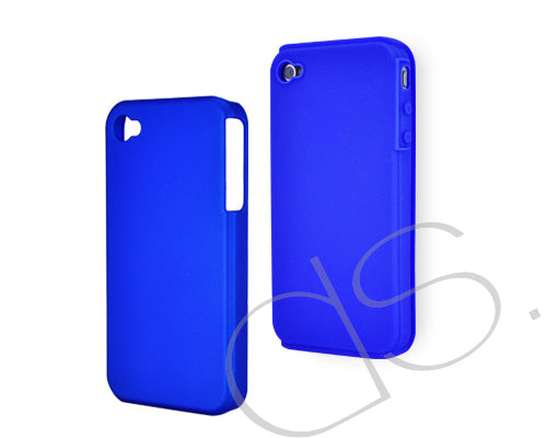 Mixer Series iPhone 4 and 4S Case - Blue