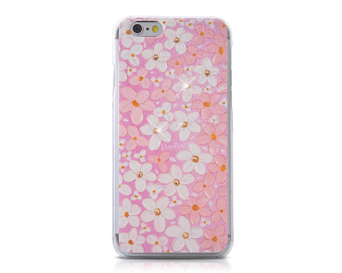 Antique Spring Bling Swarovski Crystal Phone Cases