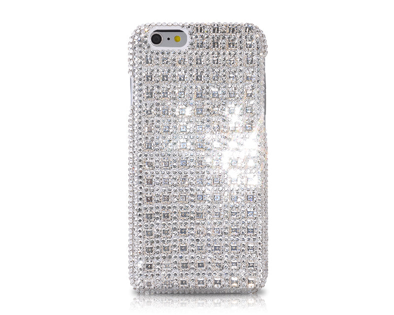 Cubic Drops Bling Swarovski Crystal Phone Cases