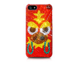 Chinese Zodiac Bling Swarovski Crystal Phone Cases - Dragon