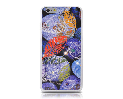 Akiba Bling Swarovski Crystal Phone Cases - Blue