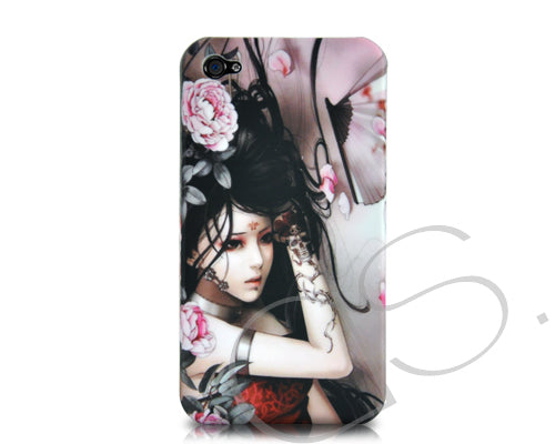Peri Series iPhone 4 and 4S Case - Skull Tattoo