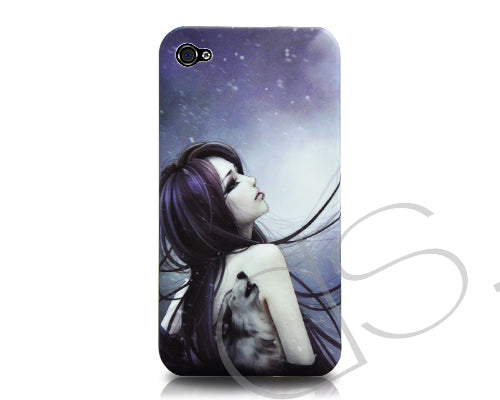 Peri Series iPhone 4 and 4S Case - Tattoo Wolf