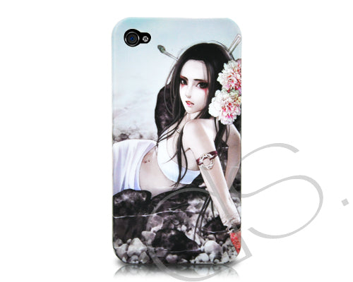 Peri Series iPhone 4 and 4S Case - Temptation