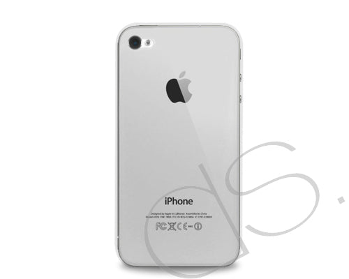 Pure Series iPhone 4 and 4S Silicone Case - Transparent