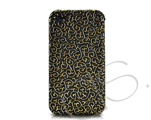 Rilievo Series iPhone 4 and 4S Case - Gold