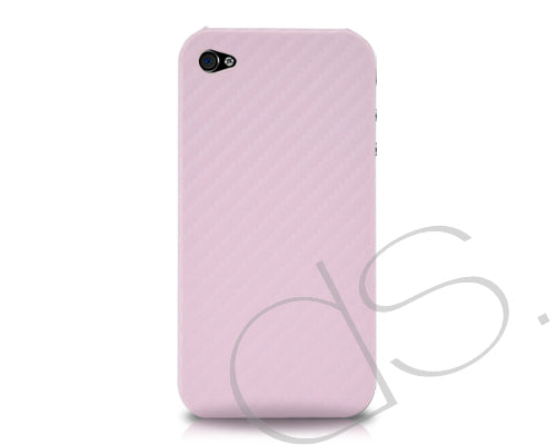 Twill Series iPhone 4 and 4S Case - Pink