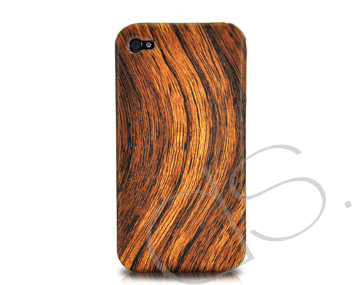 Wooden Series iPhone 4 and 4S Case - Original