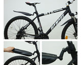 Mountain Bike Fender 26 Inches Front and Rear Mudguards