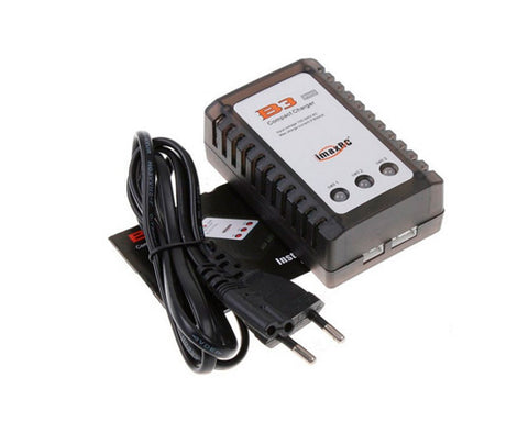 Imax RC B3AC 2S 3S 7.4V 11.1V LiPo RC Battery Balance Charger-UK Plug