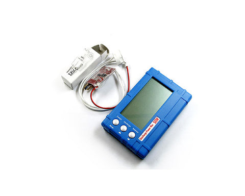 DJI 2s-6s Lipo Li-Fe Battery Balancer Voltage Tester Discharger 50W