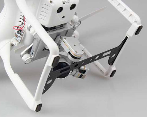DJI Landing Guard Protective Bracket for Phantom 3 Gimbal Camera Lens