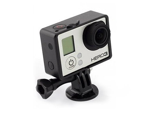 GoPro Standard Naked Frame Mount for Hero 3 Camera - Black