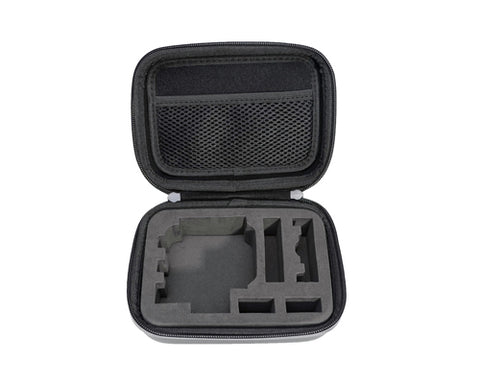 GoPro Carbon Fiber POV EVA Full Set Case for Hero 3/3+/4 Camera -Small