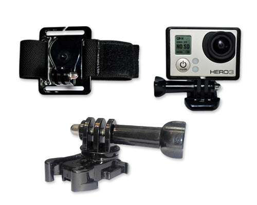 GoPro Wrist Strap 360 Degree Buckle Standard Frame for Hero 3 Camera