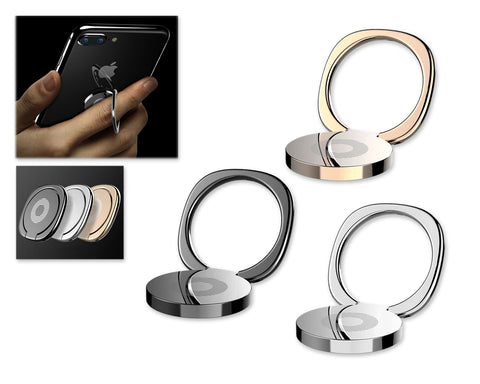 Cell Phone Ring 3mm Ultra Slim Finger Rings