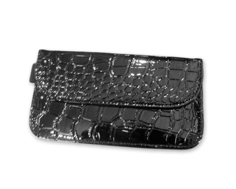 Crocodile Anti-Radiation Signal Blocking Case for Smartphone - Black