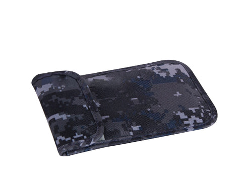 Army Camouflage Anti-Radiation/Signal Blocking Case for Smartphone - A