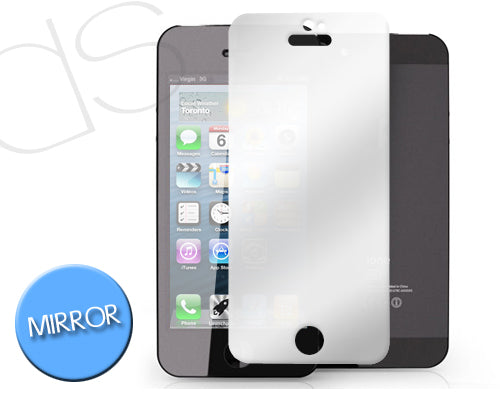 iPhone 5 and 5S Screen Protector - Mirror