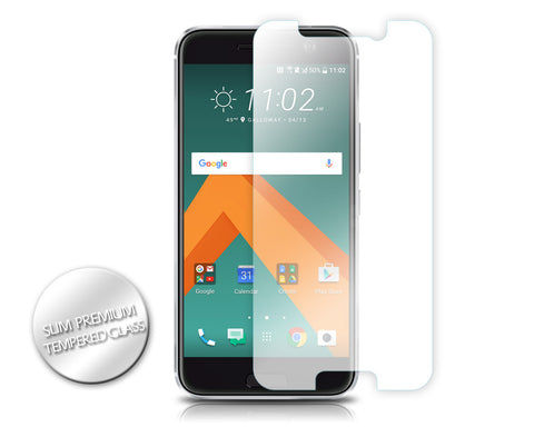 HTC 10 Premium Tempered Glass Screen Protector