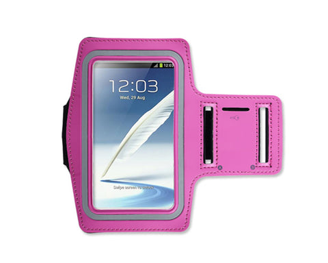 iPhone 6 Plus/Samsung Galaxy Note 4/ Note Edge Running Armband - Pink