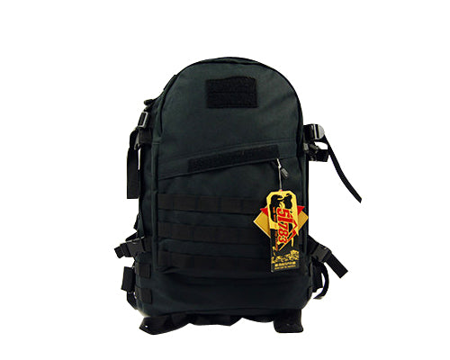 40L Army Tactical Backpack - Black