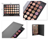 28 Colors Eye Shadow Makeup Palette - Nude Color