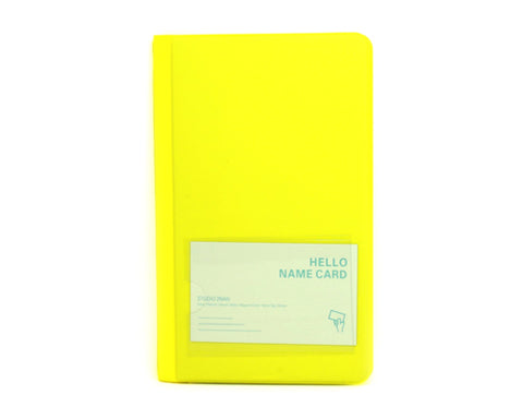 Candy Color Photo Album for Fujifilm Instax Mini Films - Yellow