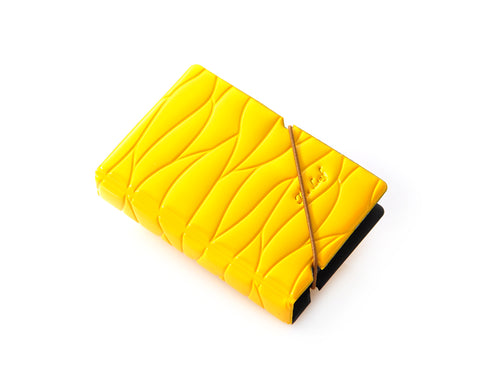Leaf String Photo Album for Fujifilm Instax Mini Films - Yellow