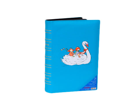 "PU Leather Photo Album for Kodak Photos 3.5x5"" - Blue"