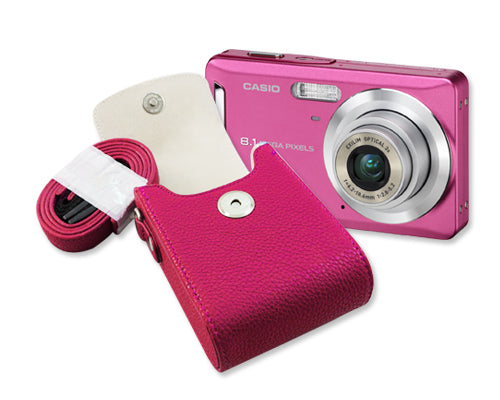 Compact One Digital Camera Case - Pink