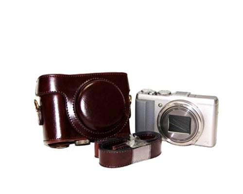 Retro Sony DSC-HX60V Camera Leather Case