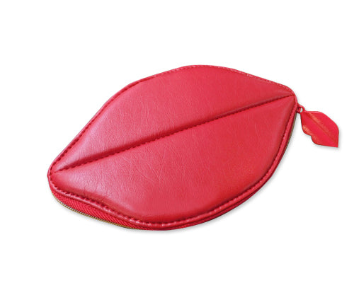 Lip Casio EX-TR Camera Leather Case - Red